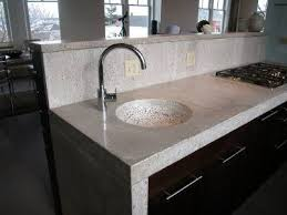 finishing concrete countertops h how to polish concrete countertops simple corian countertops