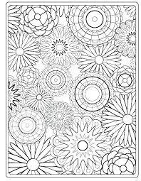 Lotus Flower Coloring Page 488websitedesigncom