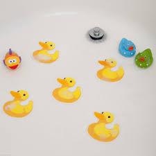 bathtub design slipdoctors piece non slip bath tub duck sticker pack about classic interior art