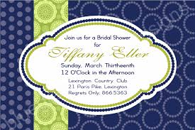 luncheon invitation anuvrat info preppy bridal luncheon invitation lime and navy