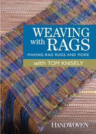 weaving with rags making rag rugore