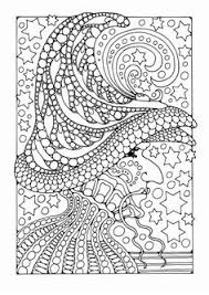 Small Picture Witch coloring pages Witch imageillus7 Pinterest Witches