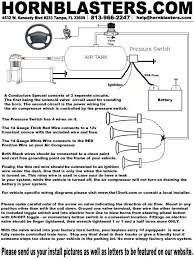 wiring diagram for air horns wiring diagrams air horn wiring kit printable diagram base