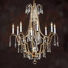iron crystal chandelier french modern iron crystal chandelier gallery wrought iron crystal chandelier