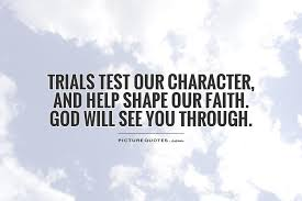 Trials Quotes And Sayings. QuotesGram via Relatably.com
