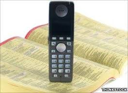 Why Are Phone Books Getting Thinner Bbc News