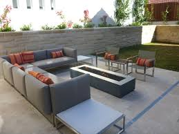 modern patio fire pit. Simple Patio Robata Linear Fire Pit  Sydney Australia  Intended Modern Patio F