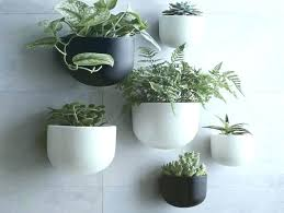 west elm wall planter ceramic planters plants and house white spanish uk