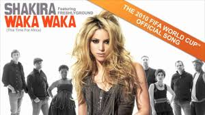 Shakira feat Freshlyground: Waka Waka (This Time For Africa) OFFICIAL -  YouTube