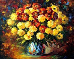 evening mood artwork by leonid afremov oil painting art prints on canvas for