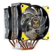 <b>cpu</b> air cooler (พัดลมซีพียู) <b>cooler master</b> ma620p tuf gaming