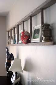 Best 25+ Wooden ladder shelf ideas on Pinterest | Old ladder shelf, Wooden  ladder decor and Wooden ladders
