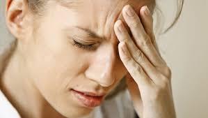 Opeens hoofdpijn