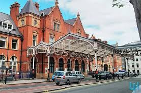 Image result for marylebone station