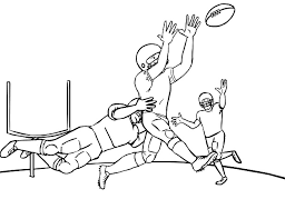 Small Picture Printable Alabama Football Coloring Pages