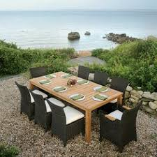 kingsley bate wainscott dining table 85 to seat 8 chair are called st tropez stacking chairs