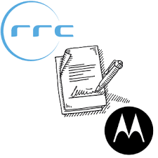 motorola solutions logo transparent. a distributor agreement between rrc and motorola solutions was signed logo transparent