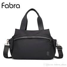 fabra women nylon handbag waterproof ping messenger bag women shoulder bag las casual lightweight hobo tote 93449 leather tote leather tote bags