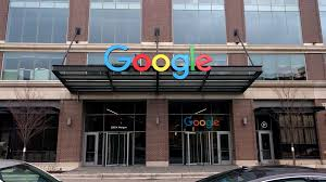 google office in usa. Brilliant Usa Fulton Market Chicago Usa February 23 2018 Google Corporate   Office With In