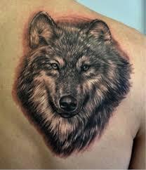 значение волка в татуировке2 онлайн журнал о тату