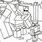 Kleurplaat Minecraft Luxe Malvorlagen Minecraft Einfach Vers