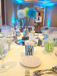how to make baby shower centerpieces boy shower table decoration ideas appealing homemade shower by shower