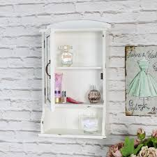 french style bathroom wall cabinet with shelf