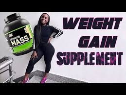 Weight Gain using <b>SERIOUS MASS</b> by Optimum Nutrition Review ...