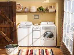 10 Clever Storage Ideas for Your Tiny Laundry Room | HGTV\u0027s ...