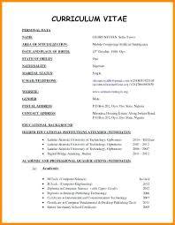 Current Resume Format Inspiration 806 Dates On Resume Format Current Format Resume Dates Of Employment