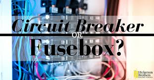 circuit breaker or fuse box? Circuit Breaker Vs Fuse Box Circuit Breaker Vs Fuse Box #19 circuit breakers vs fuse box