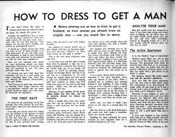 how to dress for success and to get a man a guide for how to dress for success 1967