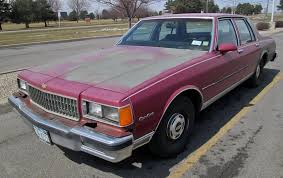 1986) Chevrolet Caprice Classic [Beater] by auroraTerra on DeviantArt