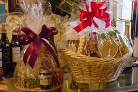 rel cost of gift baskets