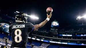 Lamar Jackson will change jersey number ...