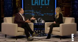 ross mathews and chelsea handler talk chaz bono other celebs before hello ross premiere huffpost
