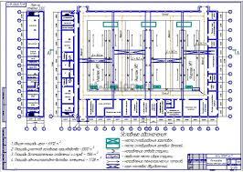 Техпроцесс обработки детали Поршень дипломные работы технология  3 Компоновка механического цеха