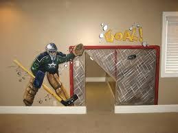 hockey bedroom ideas hockey room decor ideas for boys heavenly backyard photography of hockey room decor