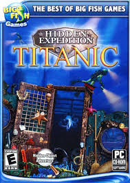 Use your mouse to click on the objects you find. Hidden Expedition Titanic 2006 Windows Box Cover Art Mobygames