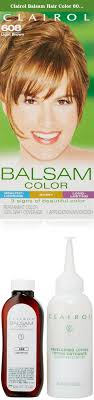 Clairol Balsam Hair Color 608 Light