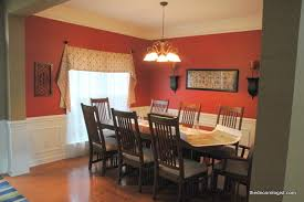 red dining room colors. Red Dining Room Before Colors N