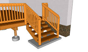 diy railing for stairs warm