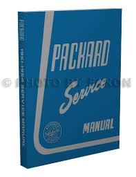1951 1954 packard service manual reprint 1953 Packard Clipper Deluxe Wiring Diagram 1953 Packard Clipper Deluxe Wiring Diagram #24 1952 Packard Clipper Deluxe