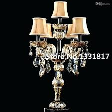 chandeliers crystal chandelier table top lamps crystal chandelier