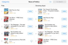 Mediaspectrum Powered Newspaper Apps Top The App Store
