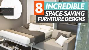 This Space Saving Furniture Will Save Your Small Apartment Awesome ...