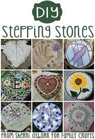 Diy Stepping Stones Best 25 Garden Stepping Stones Ideas On Pinterest Diy Stepping