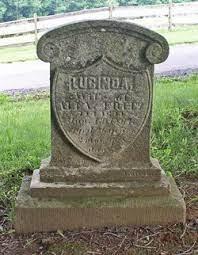 Lucinda Fritz (1840-1867) - Find A Grave Memorial