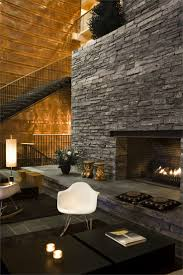 Open Stone Fireplace 201 Best Fireplaces Images On Pinterest Fireplace Design