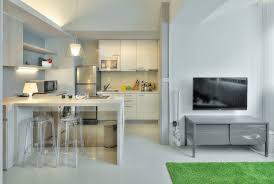 For Small Kitchens In Apartments Small Taipei Studio Apartment With Clever Efficient Design
